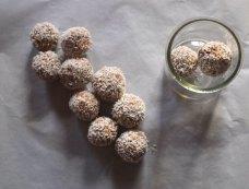 Havrebollar / Coconut and oatmeal bites