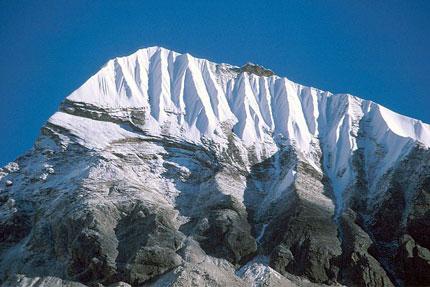 Tent Peak Tharpu Chuli climb tent peak