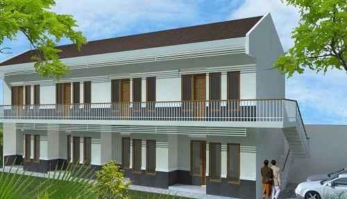 Inspirasi Desain Rumah Kontrakan Minimalis Yang Modern