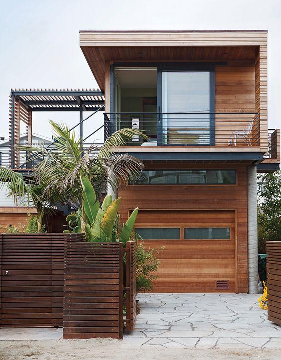25 Desain Terbaik Rumah Kayu Minimalis Dengan Nuansa Modern