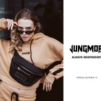 JUNGMOB - ALAWAYS INDEPENDENT LOOKBOOK!