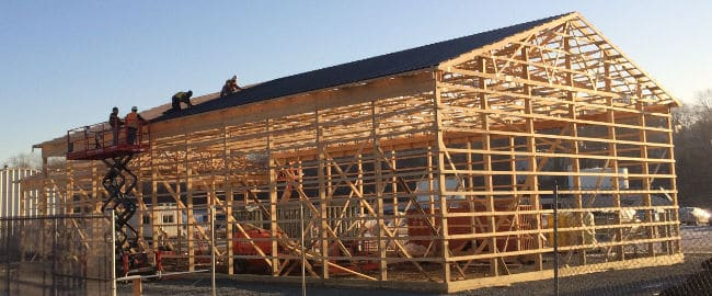 How Build Storage Building