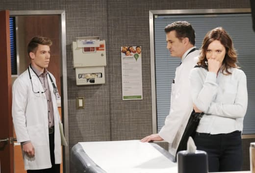 A Tense Exchange - Days of Our Lives