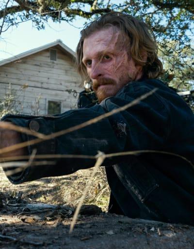 Dwight Takes Aim Again - Fear the Walking Dead Season 6 Episode 16