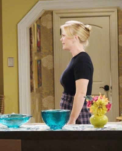 Sami Accuses Nicole / Tall - Days of Our Lives