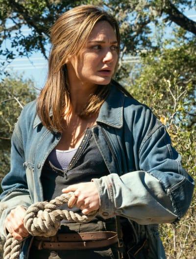 Sherry Makes a Plan - Fear the Walking Dead Season 6 Episode 16