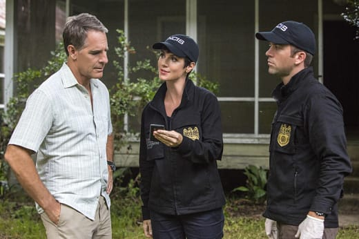 Calling In Gibbs - NCIS: New Orleans