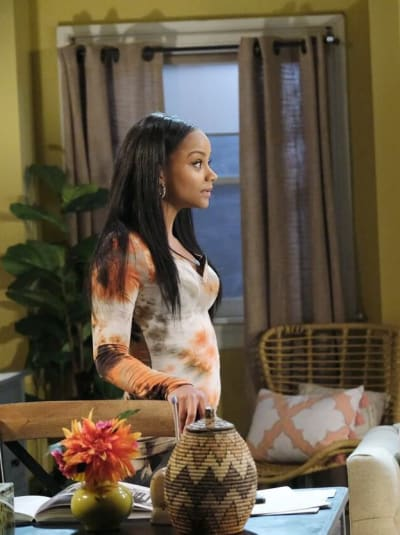 Chanel Confesses Her Feelings / Tall - Days of Our Lives