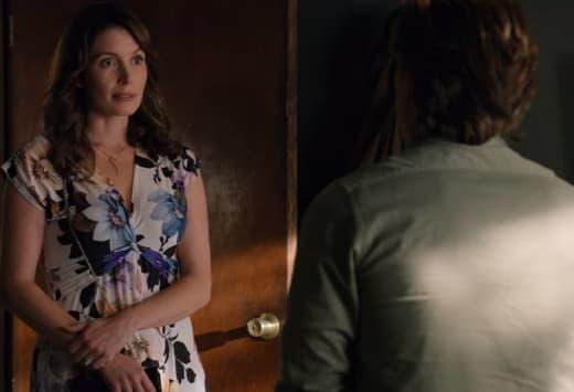 Charmaine and Jack's Heated Exchange - Virgin River Season 3 Episode 3