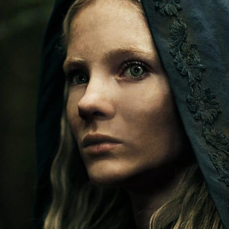 Freya Allan as Ciri