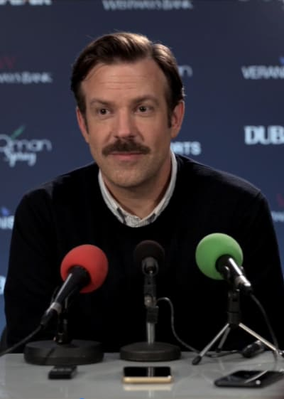 In the Hot Seat - Ted Lasso Season 1 Episode 1