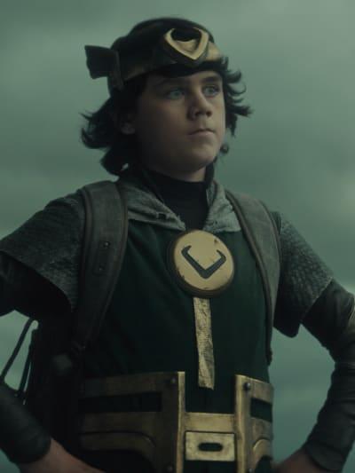 Kid Loki - Loki Season 1 Episode 5