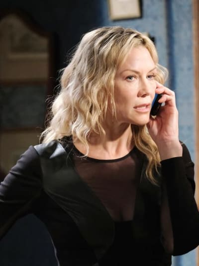 Kristen Reaches Out / Tall - Days of Our Lives