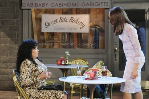 Lani Confronts Paulina - Days of Our Lives