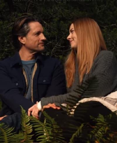 Longing Looks -tall - Virgin River Season 3 Episode 10