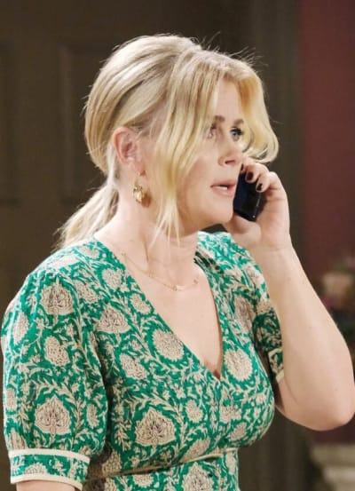 Sami's Latest Deception / Tall - Days of Our Lives