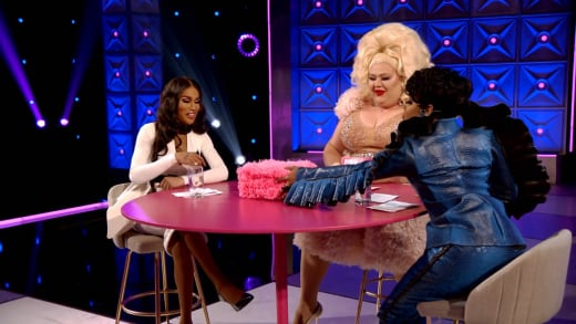 Sex Chat - RuPaul's Drag Race All Stars Season 6 Episode 5