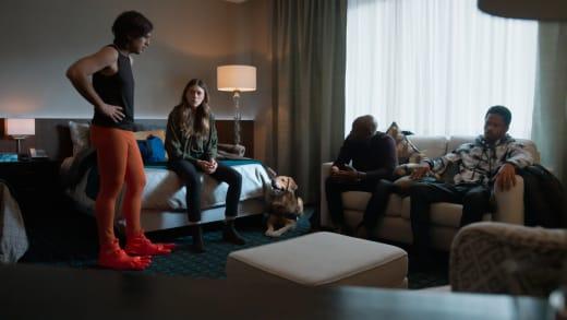 Strange Reunions  - In The Dark Season 3 Episode 4