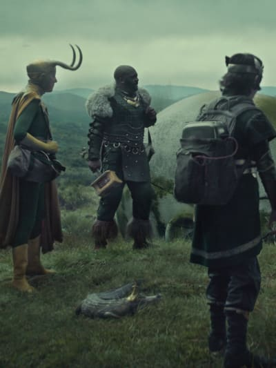 Variants - Loki Season 1 Episode 5