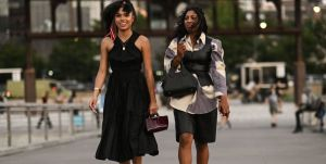 guests are seen wearing proenza schouler outfits outside news photo 1631654981 1