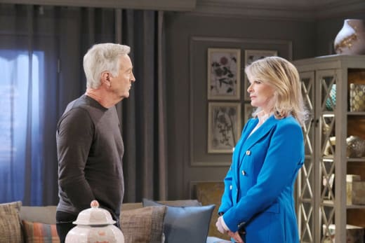John Gets Recruited - Days of Our Lives