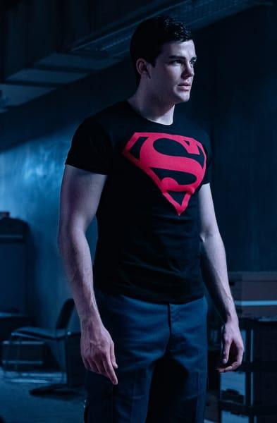 Joshua Orpin as Superboy - Titans Season 2 Episode 6