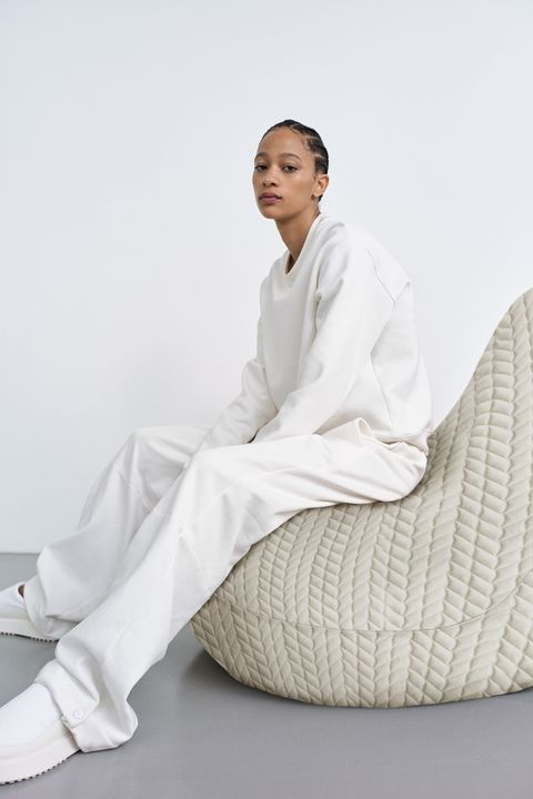zara kassl editions selena forrest nylon boots minimalism
