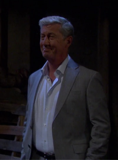 Shane Catches a Thief - Beyond Salem - Days of Our Lives