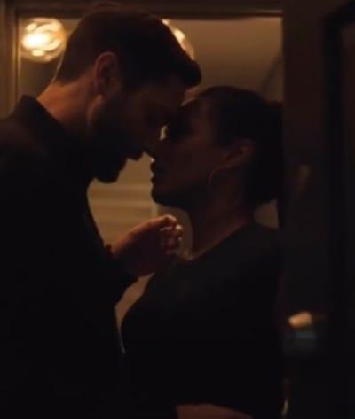 Sharpwin's First Kiss - New Amsterdam Season 3 Episode 14