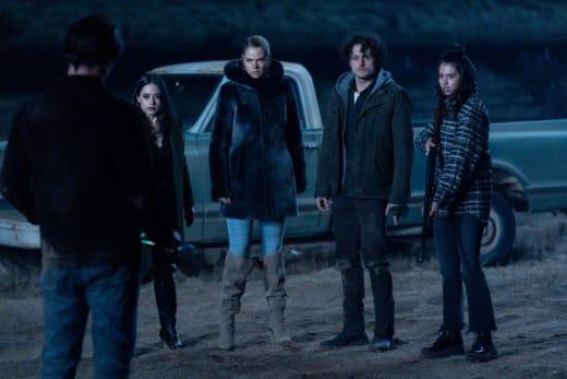 Showdown - Roswell, New Mexico Season 3 Episode 7
