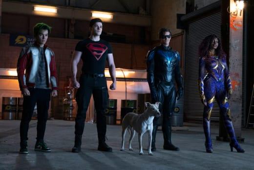 The New Team - Titans