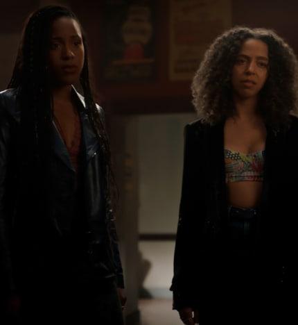 The Pussycats - Riverdale Season 5 Episode 15