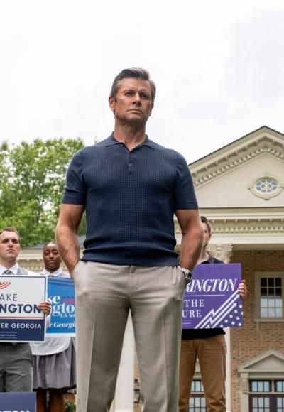 Vote Blake Carrington! - Dynasty Season 4 Episode 18