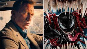 Venom 2 No Time To Die e1633370936719