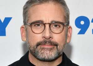 steve carell cropped