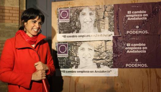 En Andalucía, el bipartidismo español tiembla