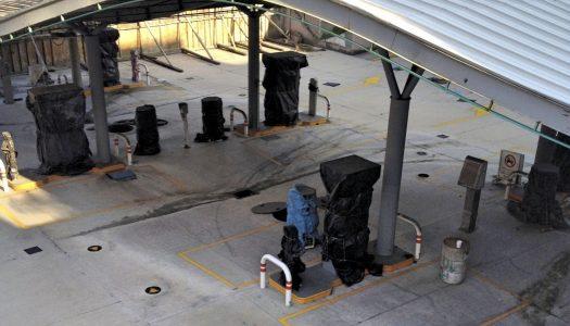 Tlalpan: en pie, gasolinera que debió ser demolida en 2010