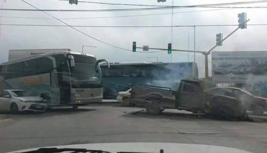 Infierno ayer en Tamaulipas. ¿Causa probable?