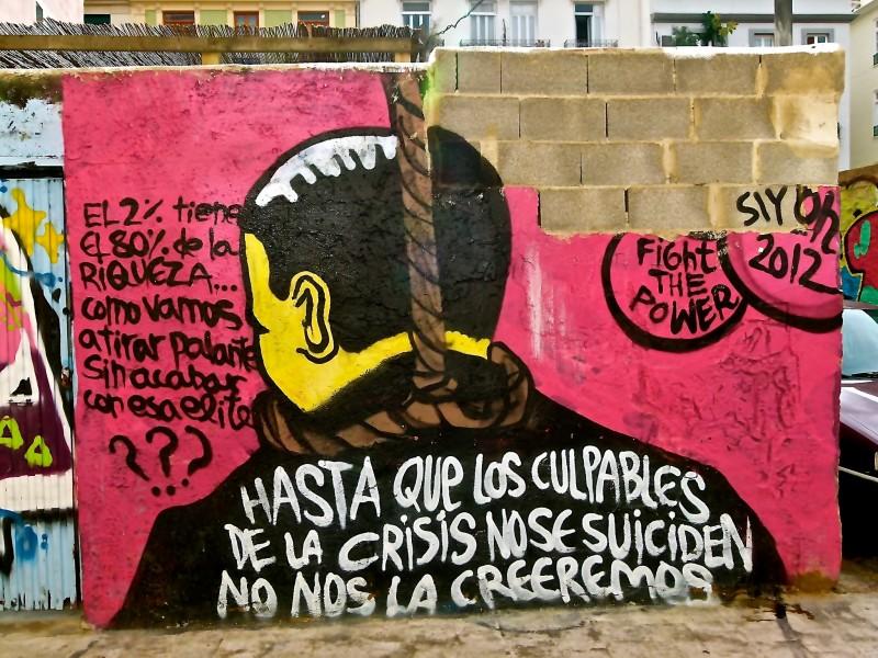 Grafitti en España. Foto: Antonio Marín Segovia/Flickr
