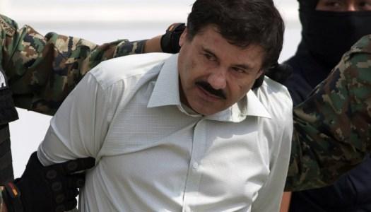 "Vuelve a fugarse Joaquín ""El Chapo"" Guzmán"