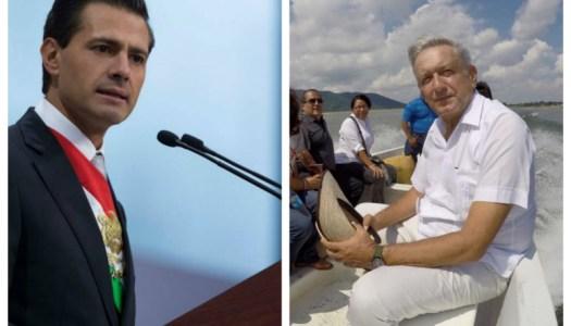 EPN describe un país irreal y comienza campaña de odio hacia AMLO