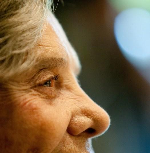 La escritora Elena Poniatowska. Foto: Marte Merlos/FIL
