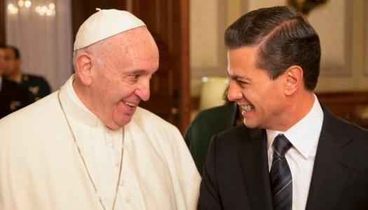 El Papa Francisco es utilizado por el PRI rumbo al 2018: Solalinde