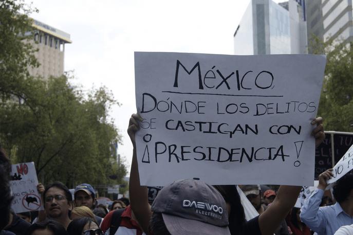"""""""¿Cuál es el destino del dinero recaudado por las autoridades en México?"""""""