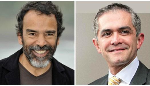 Carta a Mancera del actor Damián Alcazar