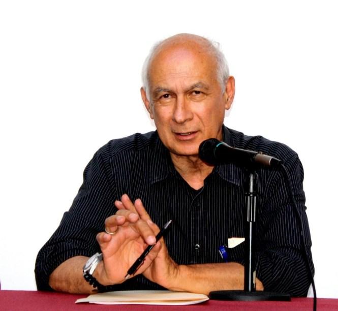 Gilberto López y Rivas. Foto: Pueblos sin fronteras