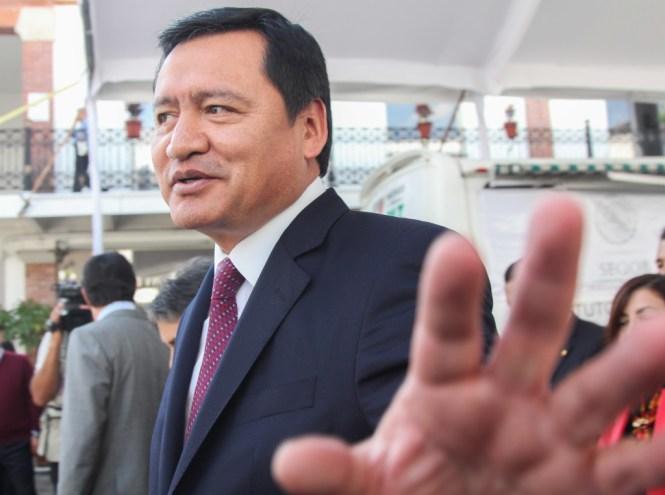 Miguel Ángel Osorio Chong, titular de la Secretaría de Gobernación. Foto: Saúl López/Cuartoscuro