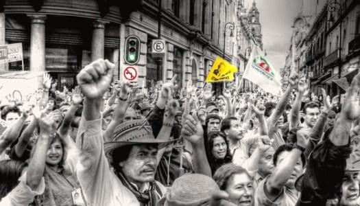 Escritos al caminar, a 10 años del plantón en Reforma