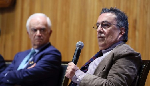"""El neoliberalismo, """"categoría facilona"""" que no se ha implantado en ninguna parte: Gómez Mont"""