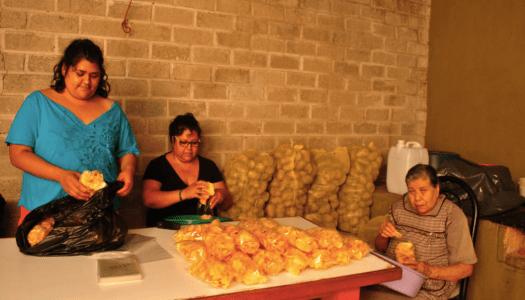 Las Papatistas: el arte de hacer papas y cambiar el mundo